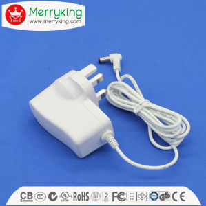 15.6W AC/DC Adapter 24V650mA AC/DC Switching Power Adapter with UL Ce PSE SAA BS Cert pictures & photos