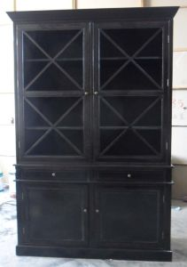 Antique Furniture Chinese Big Display Cabinet Lwa440 pictures & photos