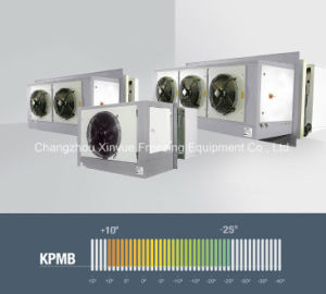 Monoblock Industrial Dual-Temperature (Medium- Low) Refrigeration Units for Cold Room pictures & photos
