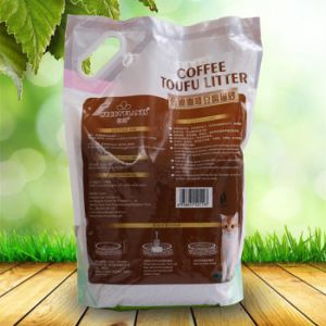 Tofu Cat Litter with Coffee Scent pictures & photos