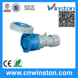 Wst-540 3pin 16A Industrial Waterproof Connector with CE pictures & photos