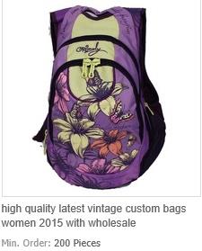 Vintage Custom Bags Women