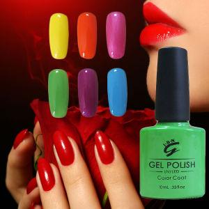 Enduring Non-Disolouring Nail Polish UV Gel pictures & photos