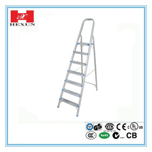 4-6 Steps Aluminum Ladder pictures & photos