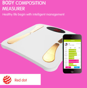 Best Gift Smart Body Scale with Your Family Doctor pictures & photos