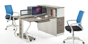 New Design Office Workstation with Filing Cabinet (HF-CC002) pictures & photos