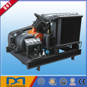 30 MPa Stationary High Pressure Reciprocating Piston Air Compressor pictures & photos