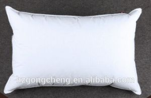 Luxury Hotel White Goose Down Pillow pictures & photos