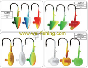 Various Weight Quality Jig Head Fishing Lure pictures & photos