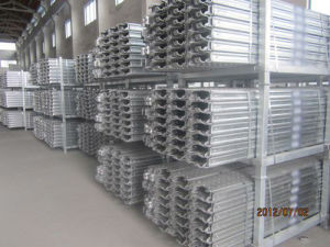 Steel Plank for System Scaffolding pictures & photos