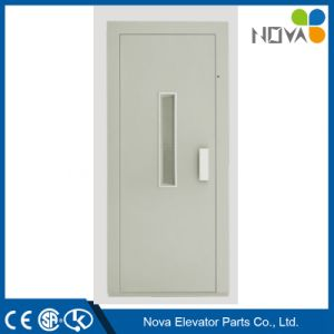 Elevator Swing Manual Semi Automatic Door pictures & photos