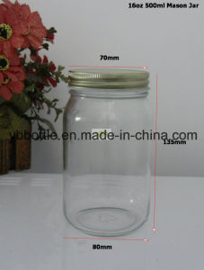 Glass Jar Mason Jar Food Jar pictures & photos