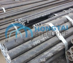 Cold Drawn St52.2 St35.8 DIN17175 Seamless Steel Pipe pictures & photos