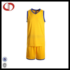 2016 New Style Girls Basketball Jersey Uniform Design pictures & photos