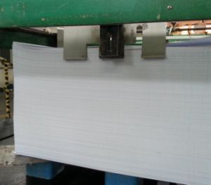 Polycarbonate White Opaque and Transparent Core Layer (MW832) pictures & photos