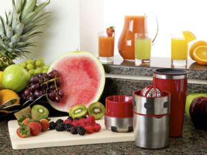 Stainless Steel PRO V Hand Juicer pictures & photos
