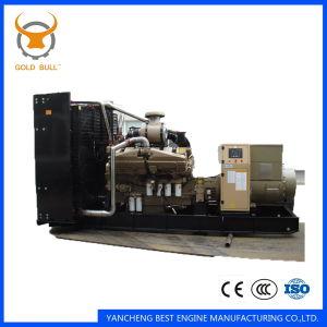 480kw Factory Sales Cummins Power Diesel Generator Set