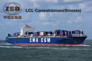 Sea Freight From Shenzhen/Shanghai to Italy (LCL consolidation)