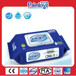 Premium Quality Kitchen Wet Tissue for Cleaning pictures & photos