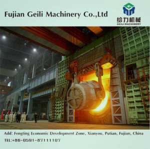 Steel Casting Process/ Continous Caster pictures & photos