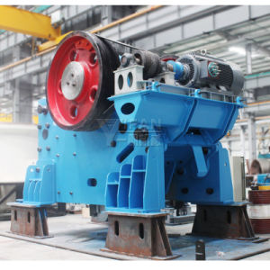 High Quality Raw Materials Mineral Jaw Crusher for Hard Stone pictures & photos