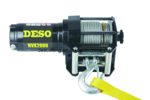 ATV Cable Electric Winch pictures & photos