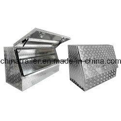 Aluminum Trailer Tool Box/ Aluminum Toolbox pictures & photos