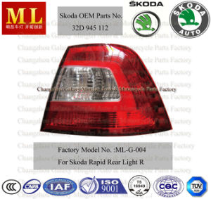 Tail Light for Skoda Rapid From 2012 (32D 945 112) pictures & photos