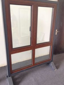 Aluminum Alloy Frame Casement Window pictures & photos