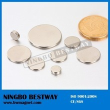 Neodymium Cylinder Magnet pictures & photos