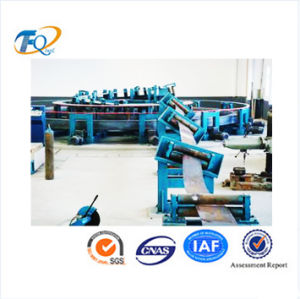 2016 Hot Sale 8m Horizontal Steel Strip Spiral Accumulator for Tube Mill pictures & photos