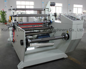 Self Adhesive PTFE Tape Slitting Machine pictures & photos