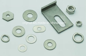 Metal Stamping Parts with Galvanized, Steel Stamping Parts with Galvanized pictures & photos