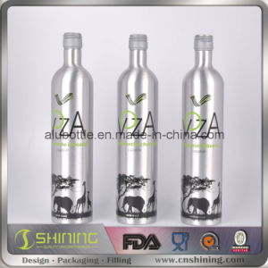 Aluminum Bottle for Alcoholic Beverage pictures & photos