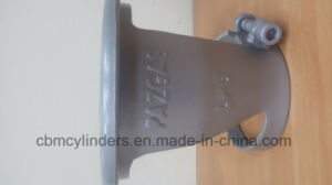 Forged Steel Gas Cylinder Cap pictures & photos
