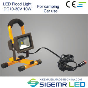 DC12V LED Floodlight for Car Camping Use pictures & photos