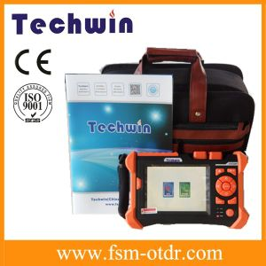 Techwin Handheld Optical OTDR Testing Equipment pictures & photos