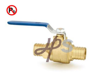 Lead Free Brass Pex Ball Valve Direct Factory pictures & photos