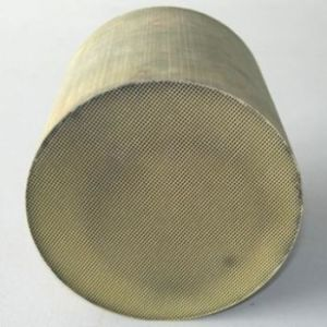 Honeycomb Catalyst Ceramic Substrate for Exhaust System pictures & photos