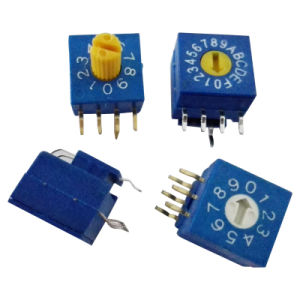 SGS Rotary Switch for Home Appliance