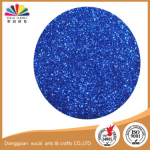Non-Toxic Rainbow Blue Glitter Powder (C37)