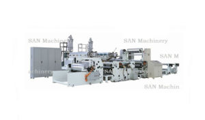 PE Coating and Laminating Machine with Single Extruder pictures & photos