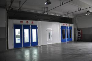 High Quality Standard Paint Spray Booth Spl-C-I pictures & photos