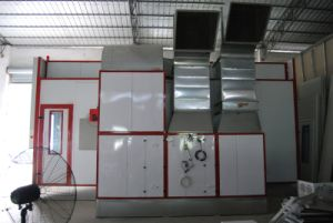 Btd9900 Auto Baking Oven/ Car Painting Room/ Automotive Spray Booth pictures & photos