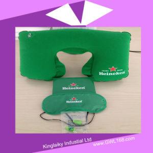 Customized U-Shape Neck Pillow Set for Prmotion (TA-001) pictures & photos