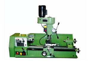 Lathe-Mill Combo Machine (EVB25) pictures & photos