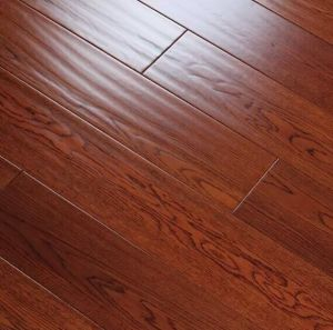 8905# Handscraped Oak Engineered Wood Flooring 15mm