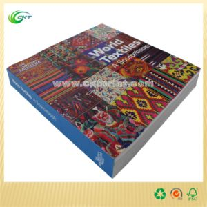 Paper Book Printing for Softcover Book, Catalogue Printing (CKT-BK-398)