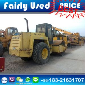 Used Bomag Bw217D Road Roller, Used Compactor Bomag Bw217D-2