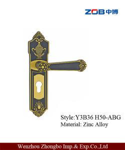 Fast Sale Zinc Alloy Door Lock with Double Bearing (Y3B36 H50)